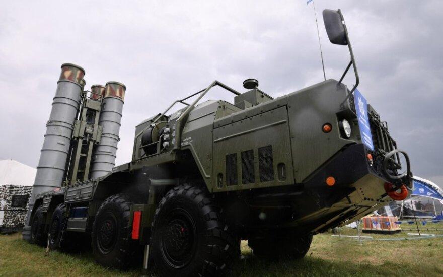 Raketos S-400