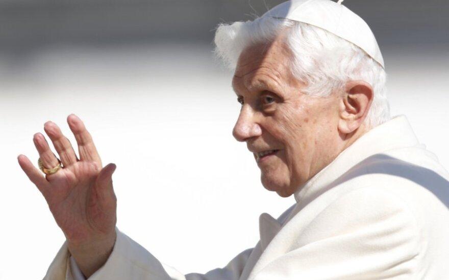 Бывший папа римский Бенедикт XVI вернулся в Ватикан