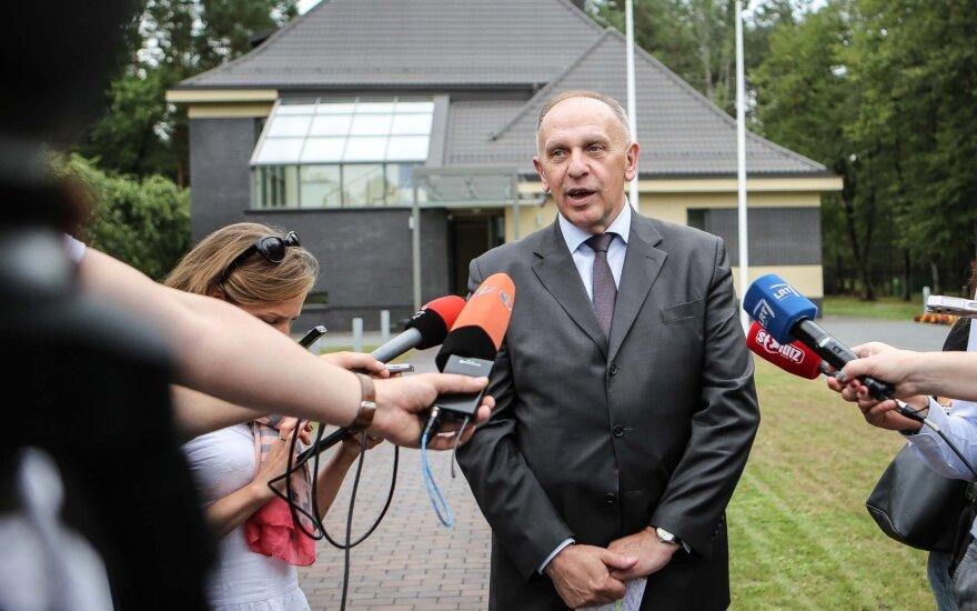 Посол Литвы в России не собирается уходить в отставку по обвинениям в уязвимости