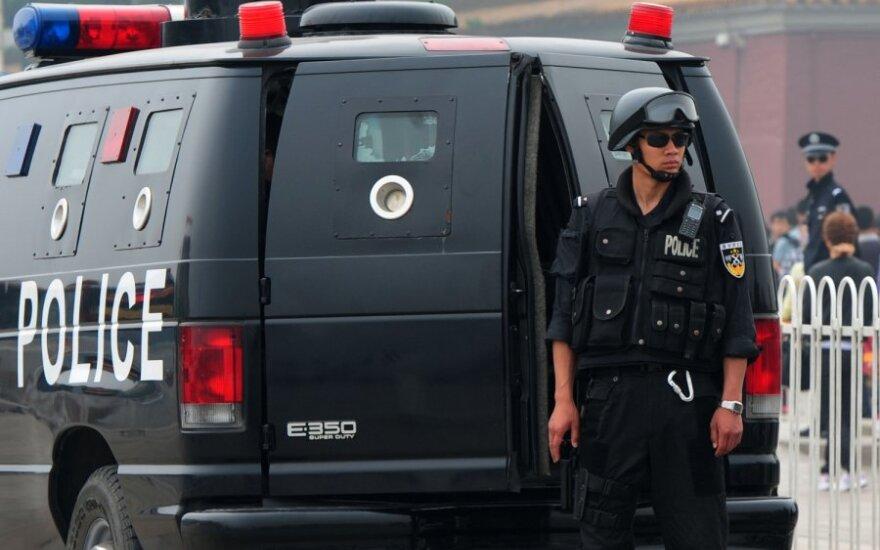 Kinijos policininkas