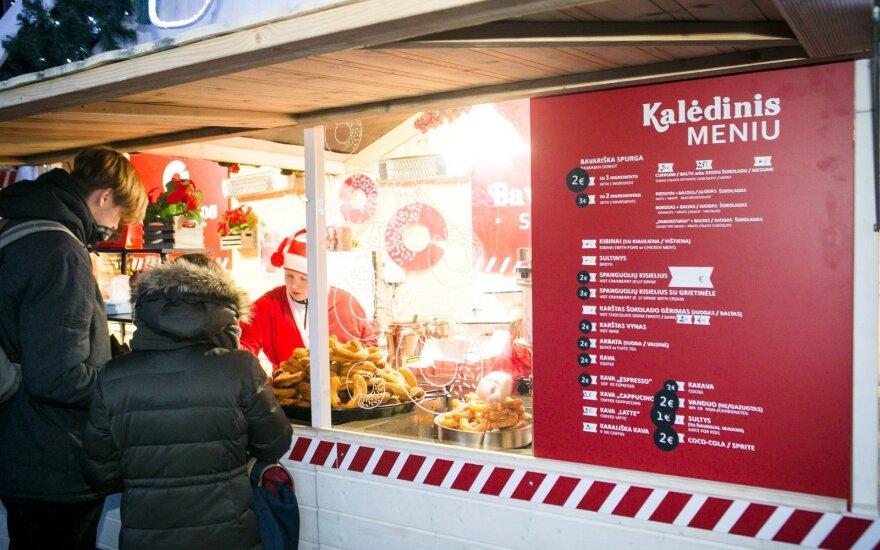 Сколько в Литве можно заработать в праздники