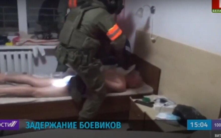 """Российская провокация, или """"спектакль"""", устроенный Лукашенко?"""