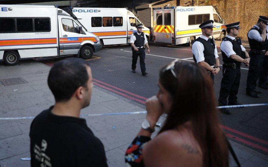 Нападение у мечети на севере Лондона: что мы знаем