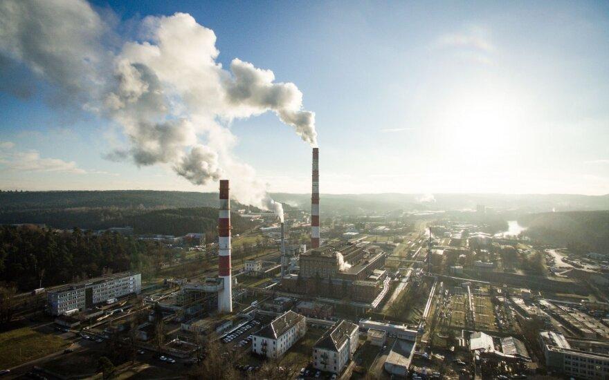 В Вильнюсе центральное отопление в октябре будет на 20% дешевле, чем год назад