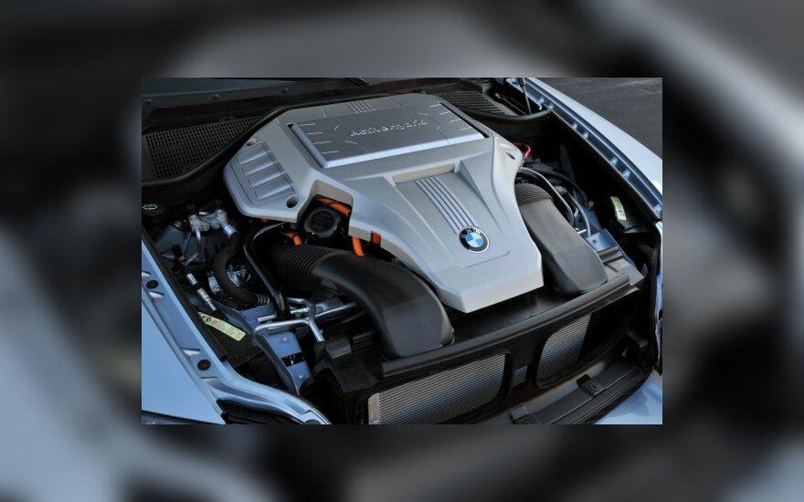 Моторы BMW опять признаны лучшими