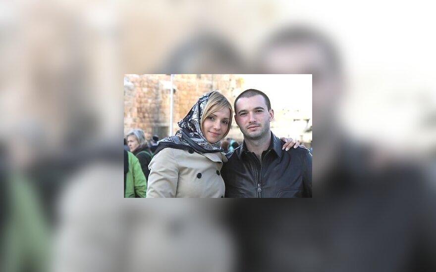 Личные фото Евгении Тимошенко и ее любовника