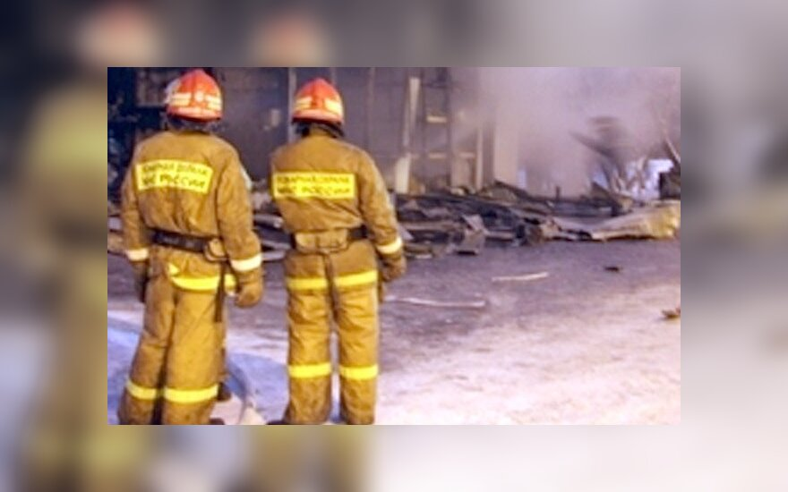 """В """"праздничных"""" пожарах погибли 450 россиян"""