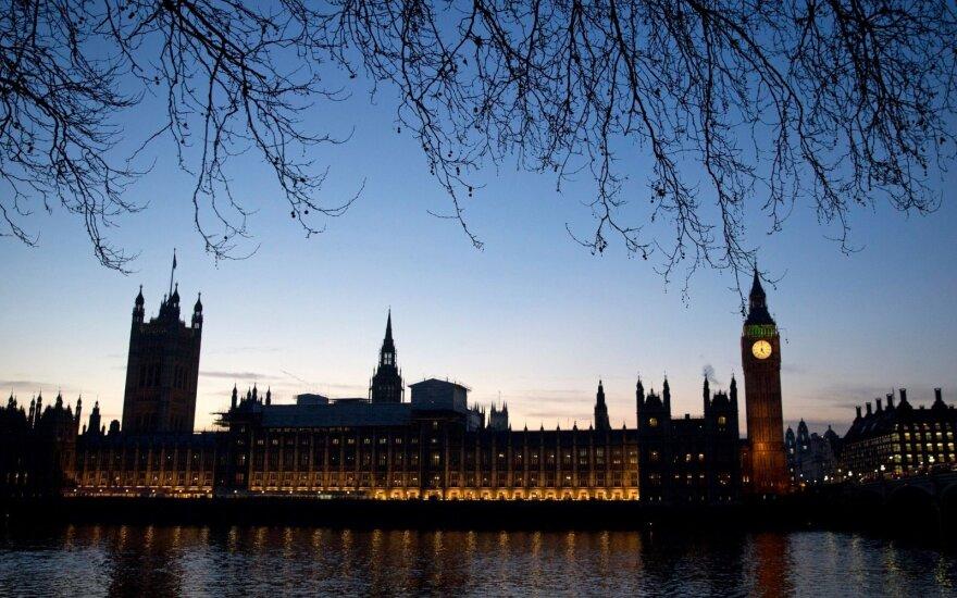 """Активисты нашли в лондонском особняке архив """"Горбачев-фонда"""""""