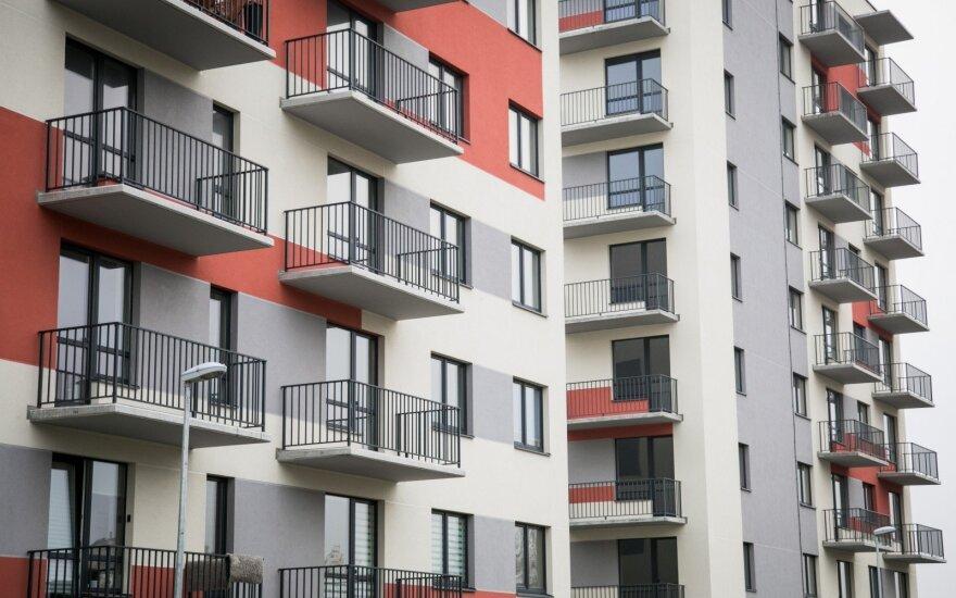 Самые дешевые новые квартиры в Вильнюсе: где и сколько стоят