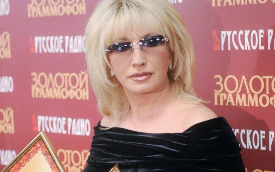 Ирина Аллегрова навсегда покидает Россию