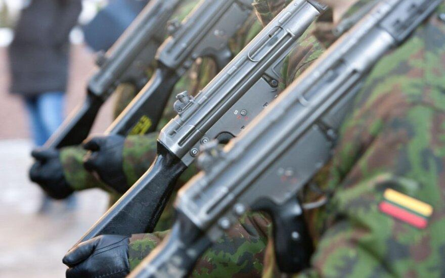 Олекас представит планы системы обороны на шесть лет вперед