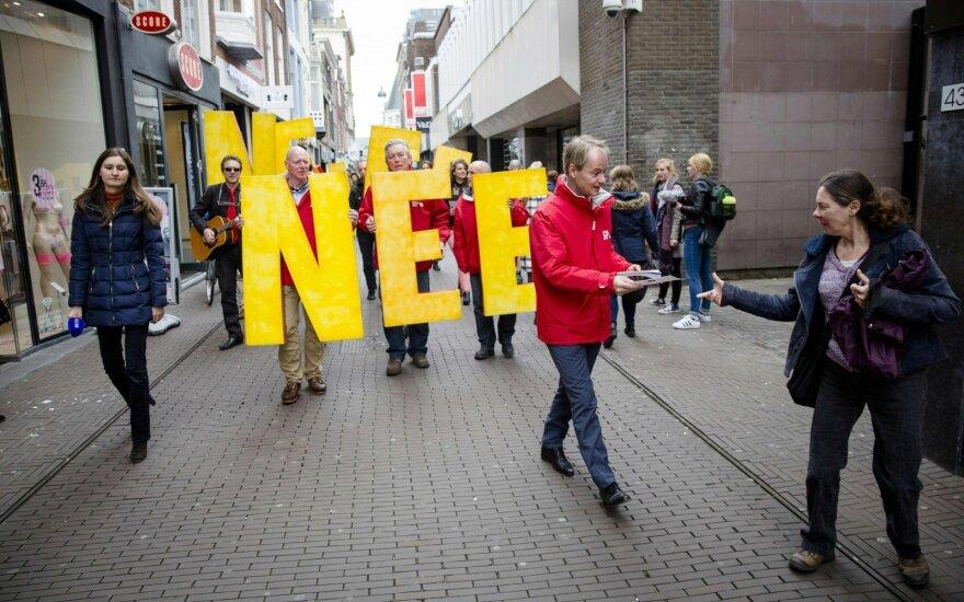 Эксперт: результаты референдума в Нидерландах - плохой знак и для Украины, и для ЕС