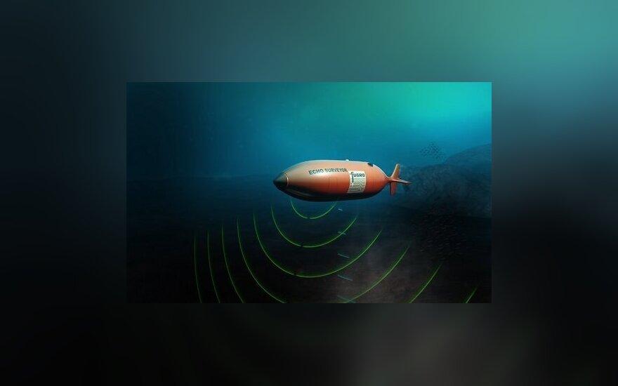 Поиск пропавшего Boeing: глубоководный сонар столкнулся с вулканом и ушел на дно