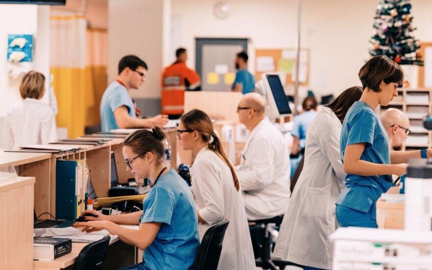 МВФ призывает Литву ускорять реформы в сферах здравоохранения и образования