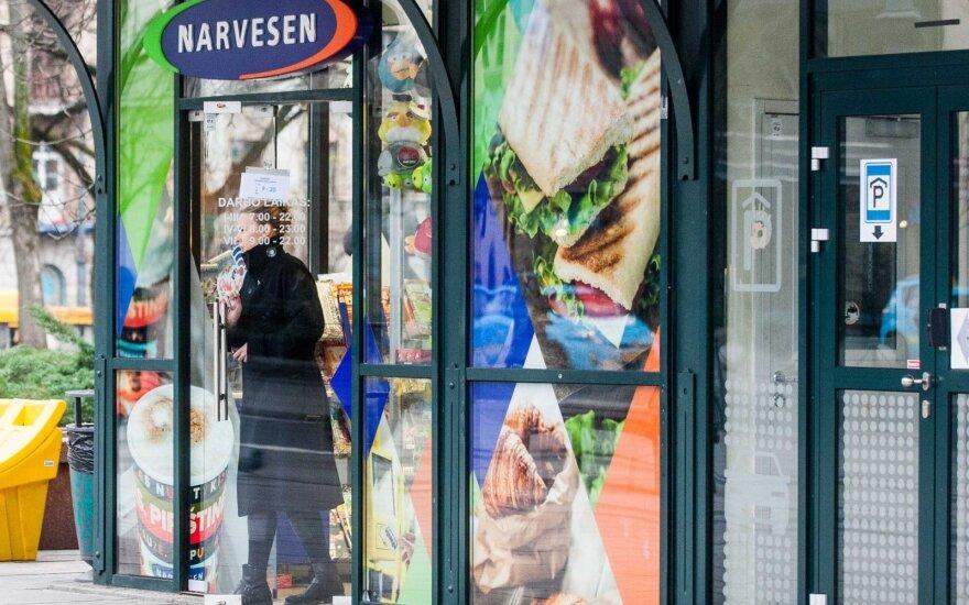 В киосках Narvesen и Lietuvos spauda будут продавать биткоины
