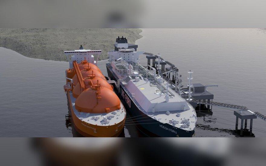 Achema: ЕК расспрашивает Минэнерго о терминале