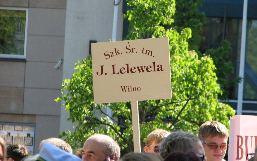 Szkoła Średnia im J. Lelewela straciła 11 - 12 klasy, ale nikt ze szkoły nie wyjdzie