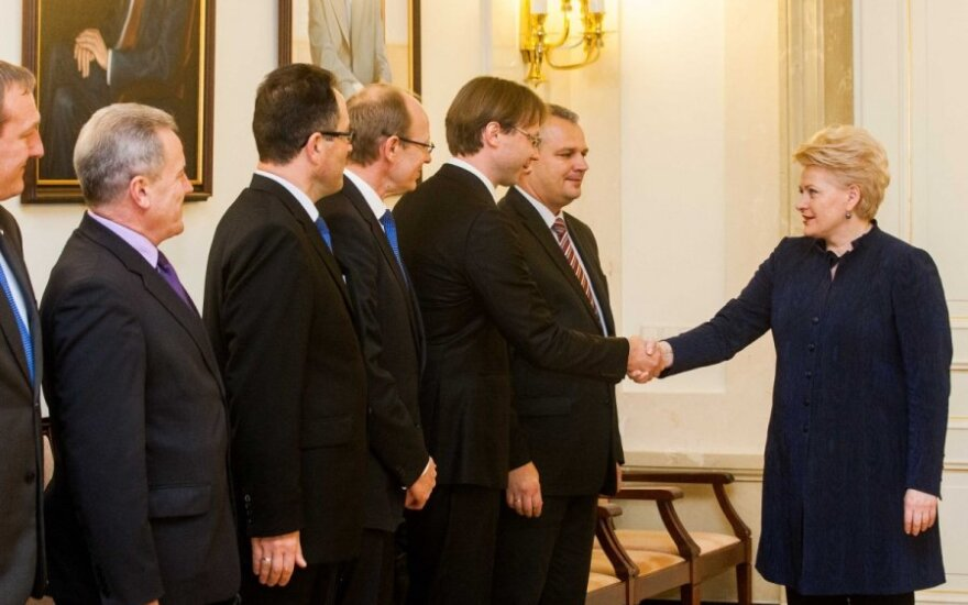 Президент Литвы указала готовиться к еще одной мере против России