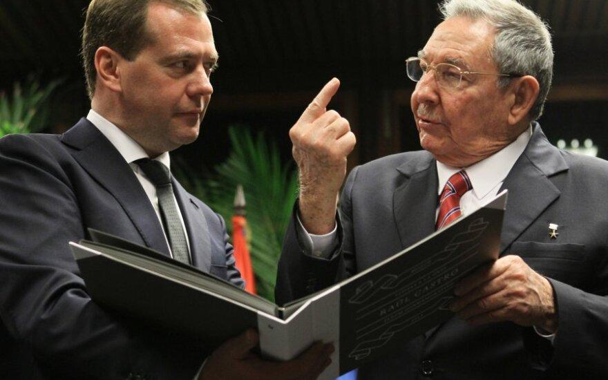 Россия поставит Кубе самолеты и спишет часть долга