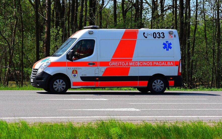В частном доме по присмотру за больными Klaipėdos Hospisas – 40 случаев коронавируса