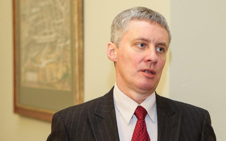 Сарапинаса прочат на должность посла Литвы в Финляндии
