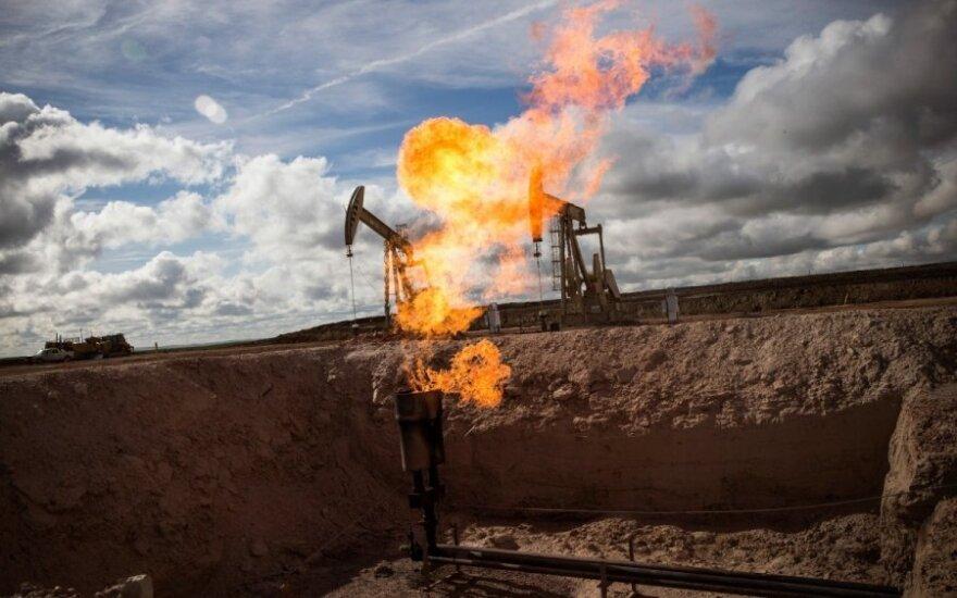 Цена на нефть Brent упала до минимума за шесть лет