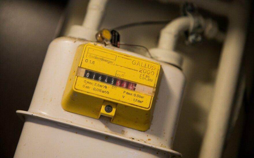 Электро- и газоснабжение населения в Литве с октября осуществляет одно предприятие