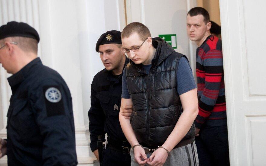 Дело об убийстве сторожа: обвиняемые едва поместились в зале суда