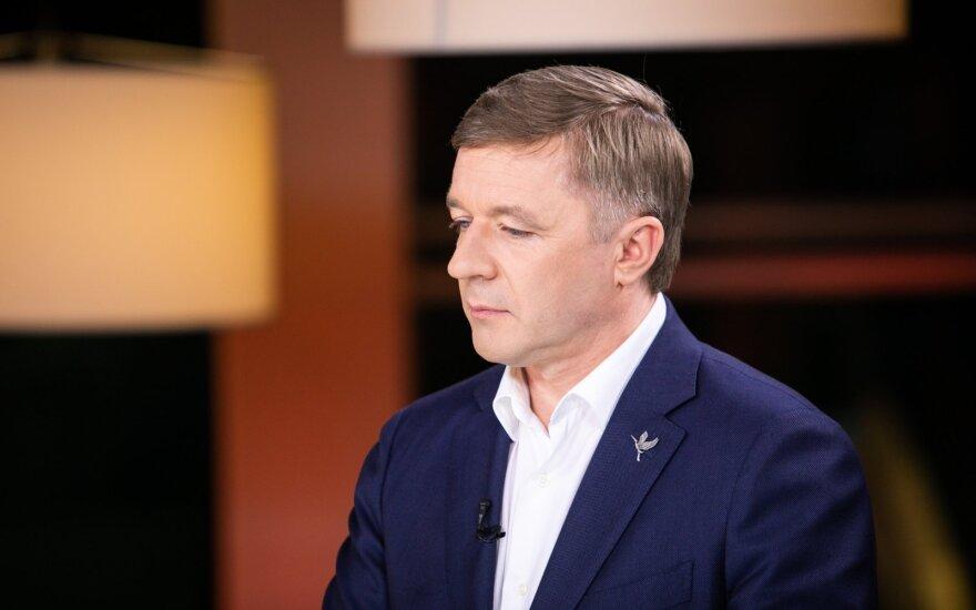 Карбаускис о коалиционном соглашении: мы очень близко