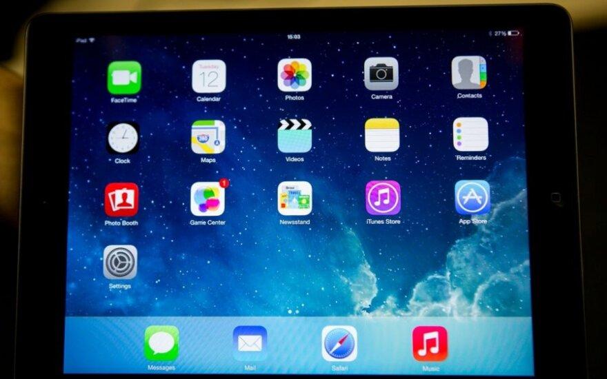 Министры российского правительства отказались от iPad