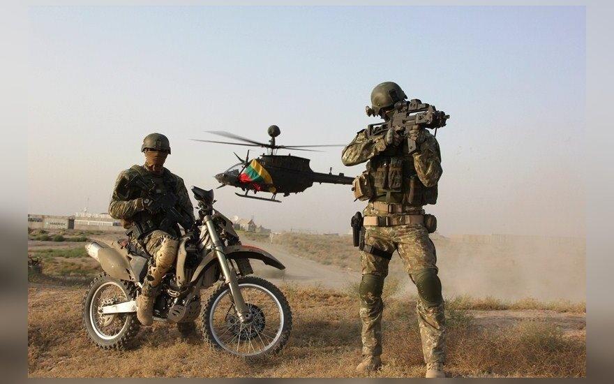 В Афганистане обстреляна военная база, где служат литовские военные