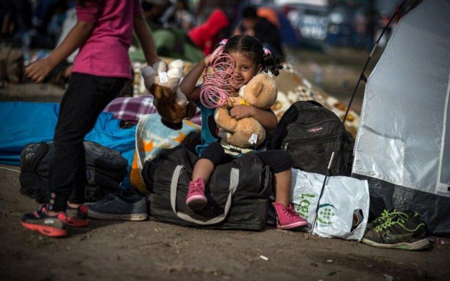 В Венгрии зарегистрировали рекордное число мигрантов