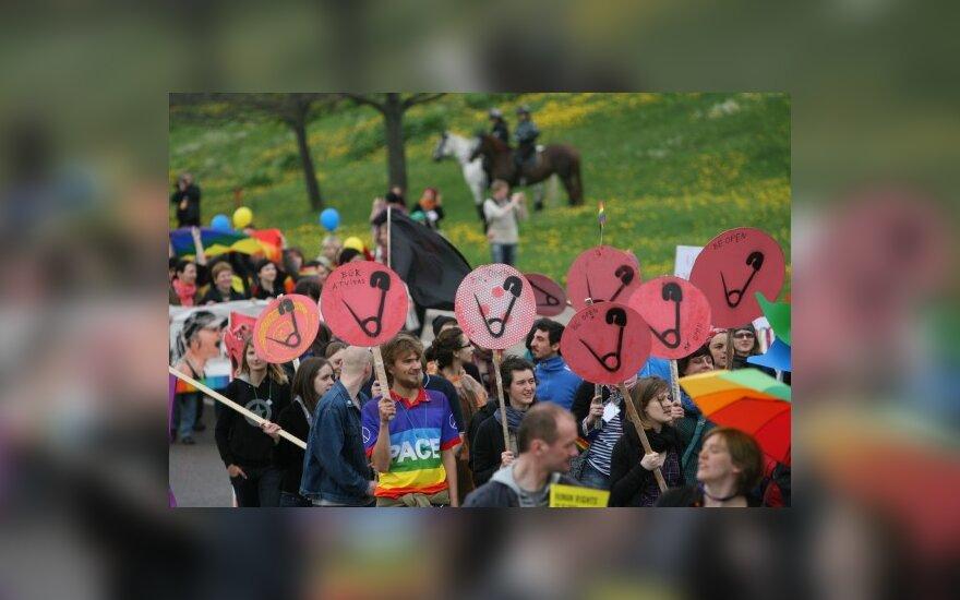 Homoseksualų eitynės
