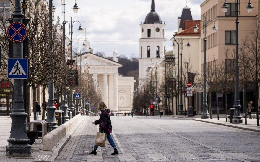 В Литве 5 новыx случаев заболевания коронавирусом