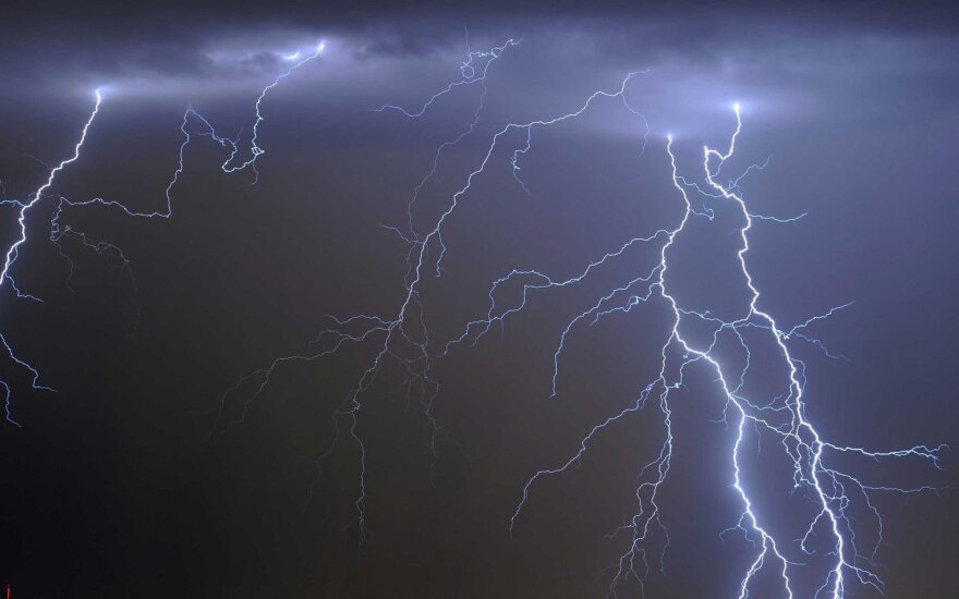 В Германии молния второй год подряд ударила в посетителей рок-фестиваля
