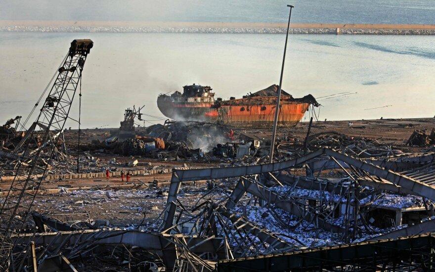 СМИ: судно, с которого конфисковали сдетонировавшую в Бейруте селитру, принадлежало россиянину