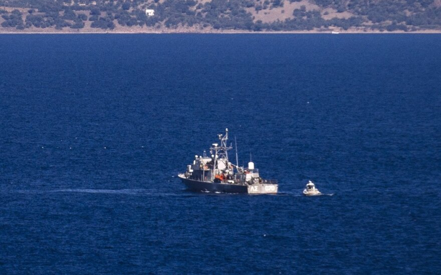 90 мигрантов утонули у берегов Ливии