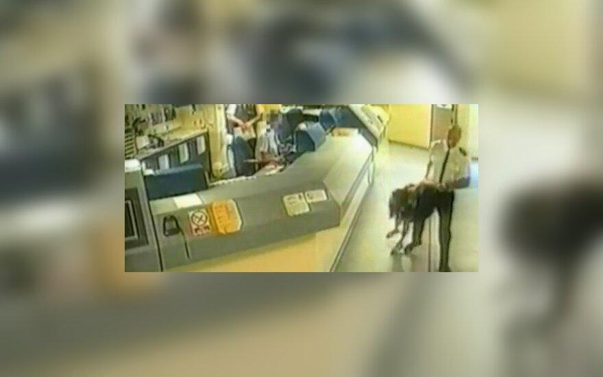 Британский полицейский разбил женщине лицо о бетонный пол