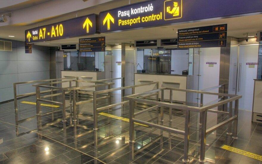 СМИ: Еврокомиссия предложит ввести контроль на входах в аэропорты
