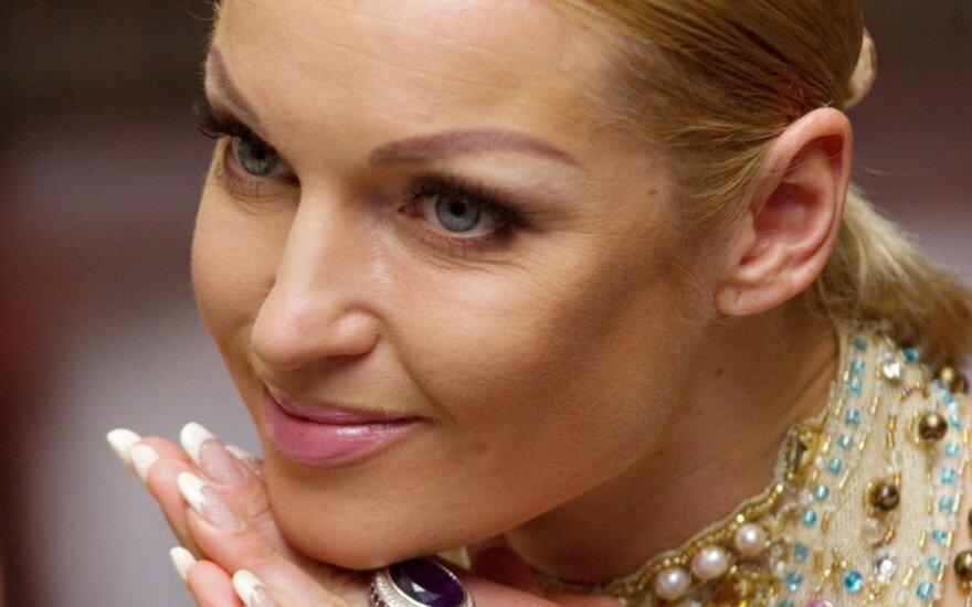 """Волочкова уходит из шоу """"Две звезды"""""""