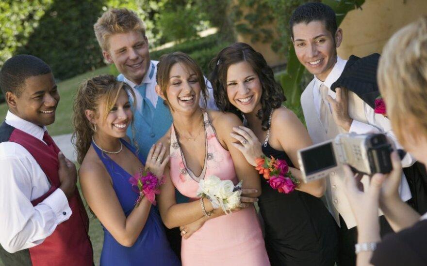 Сезон выпускных балов: выбираем платье