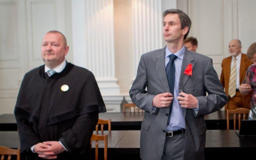 Sąd uznał Paleckisa za winnego