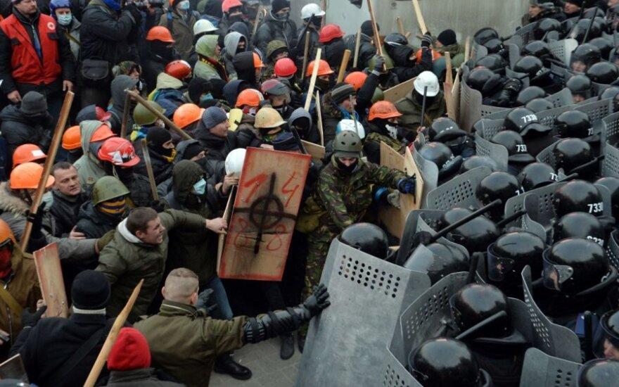 Советник Обамы обвинил партию Януковича в беспорядках в Киеве