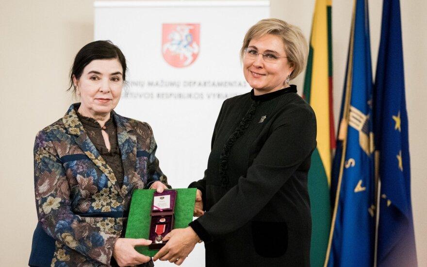 В Литве отмечается День толерантности: представителям общин, ученым и журналистам вручены награды