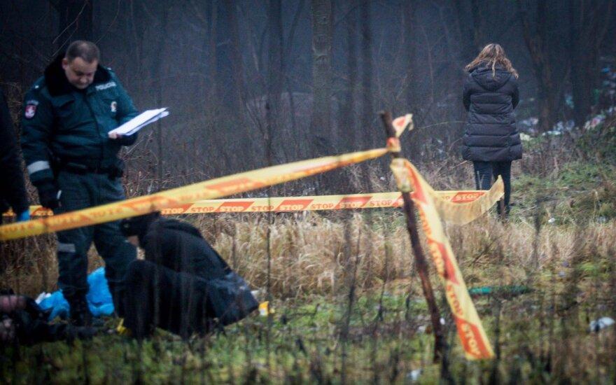 В Вильнюсском таборе обнаружено тело наркомана