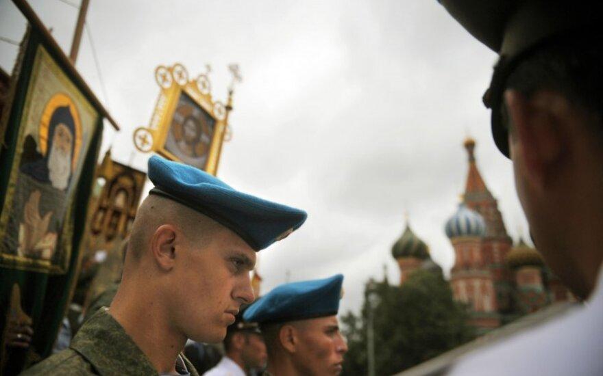Desantininkų šventė Rusijoje