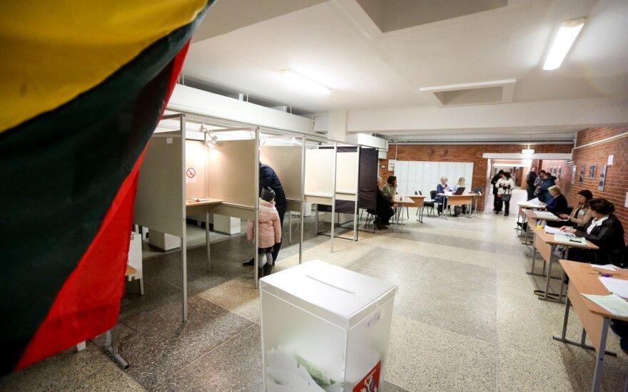 Формирование коалиций в больших городах Литвы: что решено, и чего ожидать