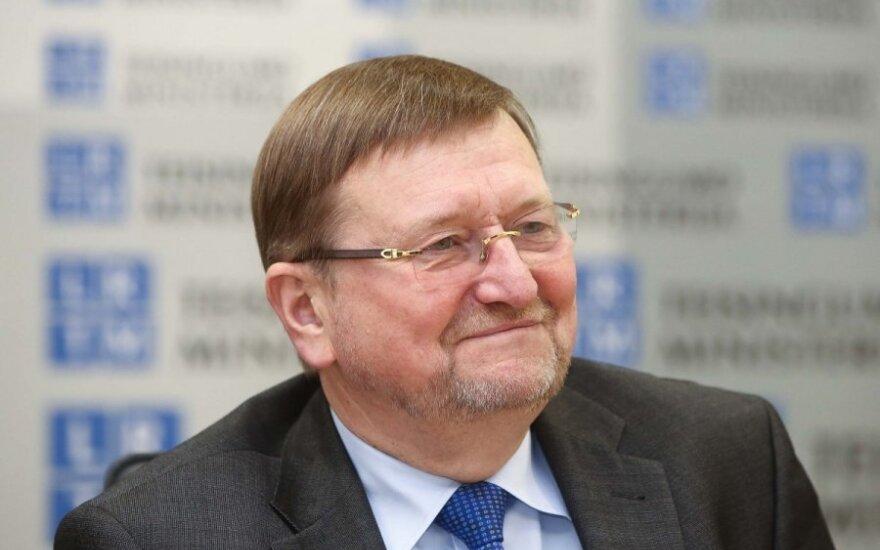 Juozas Bernatonis: Karta Polaka jest problemem