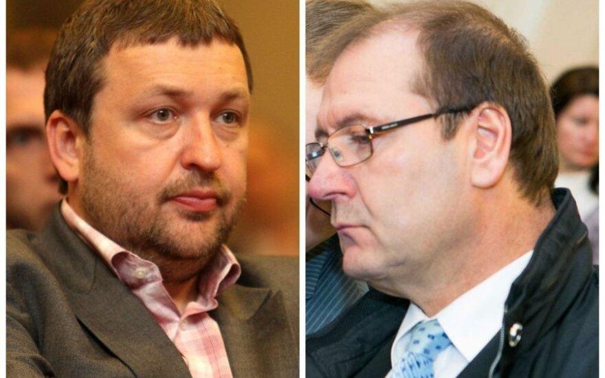 Имущество Успасских - 39 млн. евро, Гуоги - более 30 млн. евро