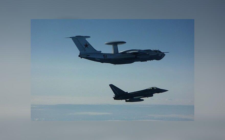Военные наблюдатели США и Франции пролетят над Россией